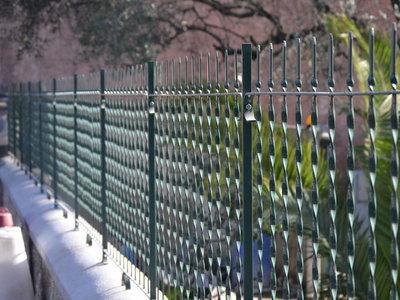 Barrière en remplacement à l'identique