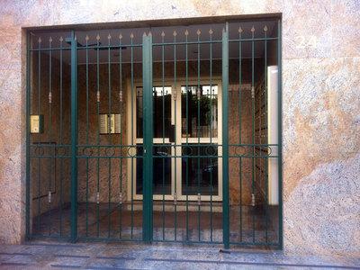 Portail fermeture accès Co-propriété
