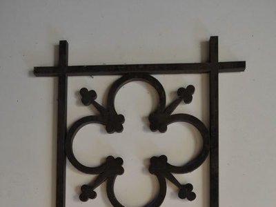 Motif grille et portail